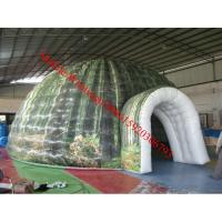 Cheap Inflatable projection tent portable planetarium inflatable dome tent inflatable igloo tent for sale