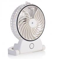 Cheap Anti Slip USB Powered Desk Fan Ultrasonic Frequency Multifunctional Indicator for sale