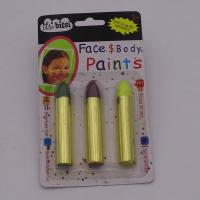 Cheap 3pcs face and body paint set for sale
