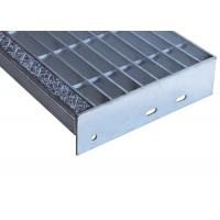 Cheap Strong Structure Bar Grating Treads, 32x5mm Forge Welded Steel Grate Steps for sale