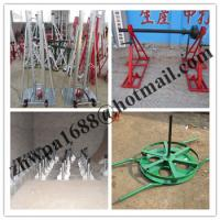 Cheap best quality Cable Drum Rotator,Cable drum trestles,buy Cable Drum Jacks for sale