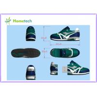 Cheap Sneaker Customized USB Flash Drive FileTransfer , Personalized Flash Drives outdoor sport shoes wholesale