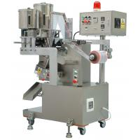 China Spice / Sugar Packet Packing Machine PE Film Roller 380V 3P 50HZ Power on sale