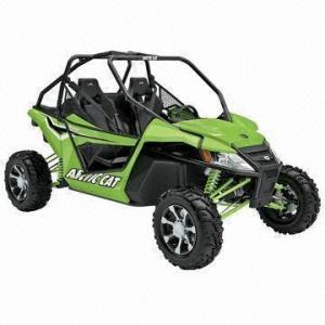 China Arctic Cat ATV/Granger/Pick-up Car/UTV Scooter/Wildcat Wild Cat 1000 HO UTV, Comes in Green on sale