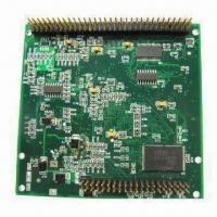 Cheap HDI Multi-layered PCB with Immersion Tin Finish, FR4, 4-mil Trace and Space, IMT Surface Finish for sale