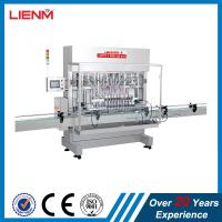 Cheap Automatic Hand Gel Shower Gel Hand Soap Filling Machine Filling Line Packing Line 100ml 200ml 500ml for sale