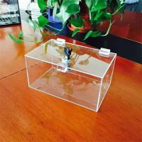 Cheap Transparent acrylic box acrylic candy box and gift box wholesale