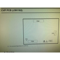 Cheap NORITSU Minilab Spare Part J391182 J391182-00 CVP P.C.B. for sale