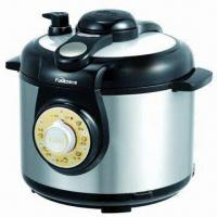 Electric Pressure Cooker 5 Liters Non Stick Coating Inner Pot Multifunction Of Cooking With