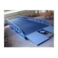 Cheap 8 ton hydraulic movable loading forklift container ramp/ Hydraulic car ramps for sale/loading dock ramps for sale
