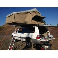 Cheap 280g Canvas Aluminum Telescopic Ladder Canvas Off Road Vehicle Awnings for sale