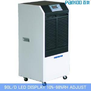 China Warehouse Commercial Grade Dehumidifier 90L / D Auto Restart 480*435*950mm on sale