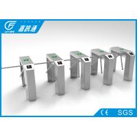 Reliable Access Control Tripod Turnstiles Intelligent Automatic Turnstile