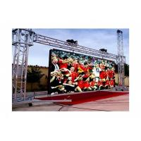 Cheap High Resolution Rental LED Displays 10000 Pixels Strong Rugged HD Video Panel wholesale