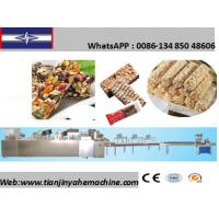 Cheap Semi-Automatic Stainless Steel Made Cereal Bar Production Line for sale