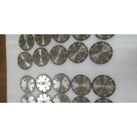 Buy cheap High Working Efficiency CBN Diamond Wheel Electroplated Bond ISO Certification from wholesalers