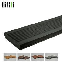 Cheap Fire Resistant Bamboo Deck Tiles , Solid Bamboo Panels Incredible Bending Strength for sale