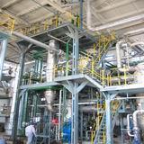 sulfuric acid production device