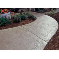 Cheap Commercial Grade Clear Concrete Driveway Sealer Water Based / Oil Resistant for sale