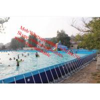 Cheap frame swimming pool  metal frame pool pool noodles manufacturer swiming pool equipment for sale