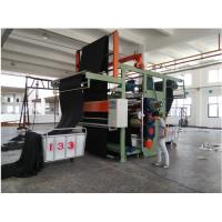 Cheap Electric Polyester Fabric Dyeing Machine , 3 Roller Textile Calendering Machine for sale