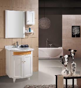 Cheap Oak Bathroom Cabinet (W-225) for sale
