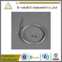 Cheap hot sale galvanized steel wire rope for construction application from factory for sale