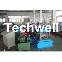 Cheap C Purlin Forming Machine / Cold Roll Forming Machine with Gearbox Drive for Steel C Purlin for sale