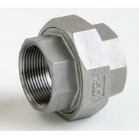 China Stainless steel 150lb screw pipe fitting on sale