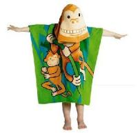 China Hooded Beach Towel for Kids (FCHP-06122) on sale