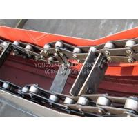 China Professional Submerged Belt Conveyor Loop Chain Drag Link Chain Conveyor 1-40 T on sale