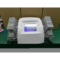 Cheap Diode Laser Multifunction Beauty Machine For Fat Reduction / Body Shaping for sale