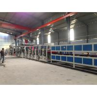 Cheap ACP Aluminum Composite Panel Production Line 0.18mm - 0.8mm Thickness Steel Coating Line wholesale