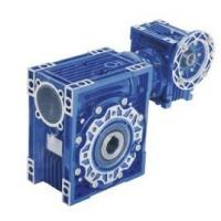 China Double Reduction NMRV Worm Gearbox Equivalent Motovario Gear Motor For Industrial on sale