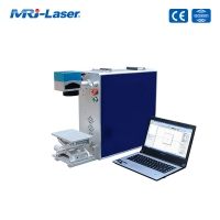 Cheap 20W 1064nm Fiber Laser Engraving Machine For Stainless Steel for sale