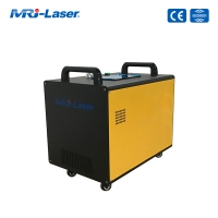 Cheap 60W Laser Cleaning Equipment For Hotels / Garment Shops / Building Material Shops for sale