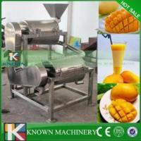 Cheap High quality mango juice extractor machine/mango juice processing machine for sale