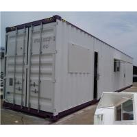 Cheap Long life Shipping Container Housing for Living Camp with Sandwich Panel for sale