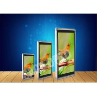 Cheap Outdoor Advertising Full Color LED Display , Ultra Thin LED Advertising Board for sale