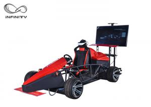 Cheap Deepon VR Glasses 1 Person F1 VR Racing Car Gaming Machine for sale