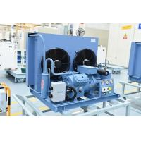 Cheap Open Type Refrigeration Condensing Unit With High And Low Pressure Controller for sale