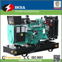 Cheap 120kw 50hz cummins diesel generator set with 6CTA8.3-G2 engine china supplier best quality for sale