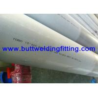 China JIS 304 Seamless Stainless Steel Pipe ASTM A213 ASTM A269 ASTM A376 on sale