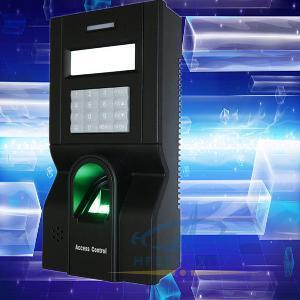 Cheap Fingerprint+Password Door Access Control Terminal with Keypad (HF-F8) for sale