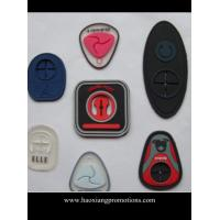 Cheap cheap Custom 3d pvc rubber badge/rubber patch/silicone patcht for sale