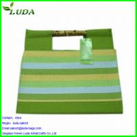 Cheap paper straw crochet tote bag for sale