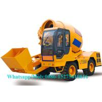 Cheap High Efficiency Construction Concrete Mixing Equipment Full Hydralic Control for sale