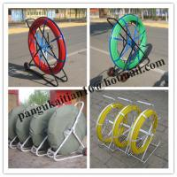 Cheap Fiberglass duct rodder,Tracing Duct Rods,frp duct rod,Fiberglass Fish Tapes,Cable tiger for sale