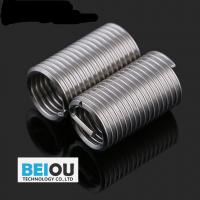 Quality wire thread insert with 304 stainless steel material wholesale