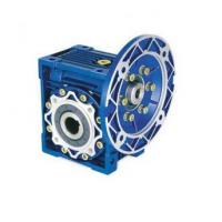 Cheap Aluminum Alloy Die-casted Worm Gear Reducer Used in Food Stuff Machine for sale